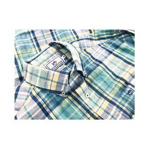 Southern Tide Linen Cotton Long Sleeve Shirt